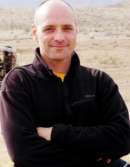 Eric Schlosser, whose book Fast Food Nation examined food production standards in the US.