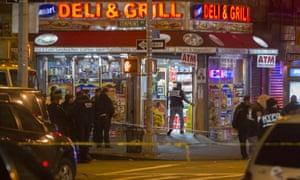 Brooklyn NYPD shooting