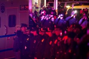 Brooklyn police shooting