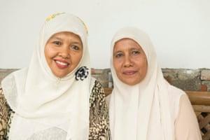 Mahda and Nurbayani