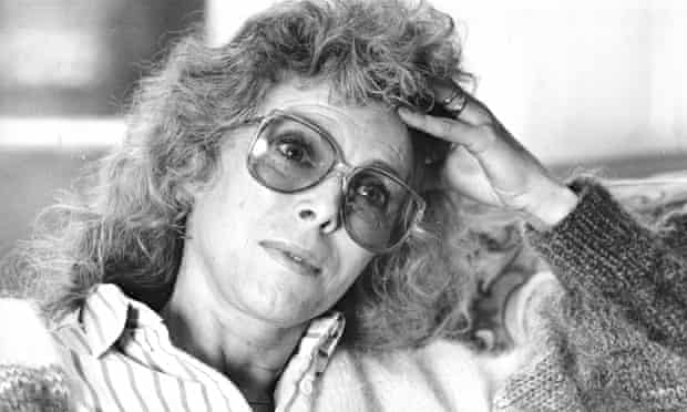 Billie Whitelaw Actress at home