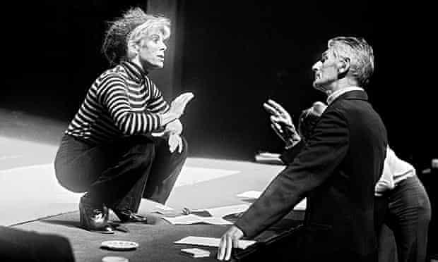 Billie Whitelaw Samuel Beckett