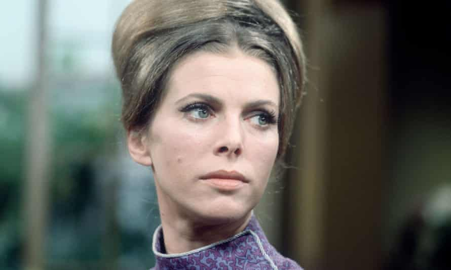 Billie Whitelaw in the Armchair Theatre production You and Me, ITV, 1966.