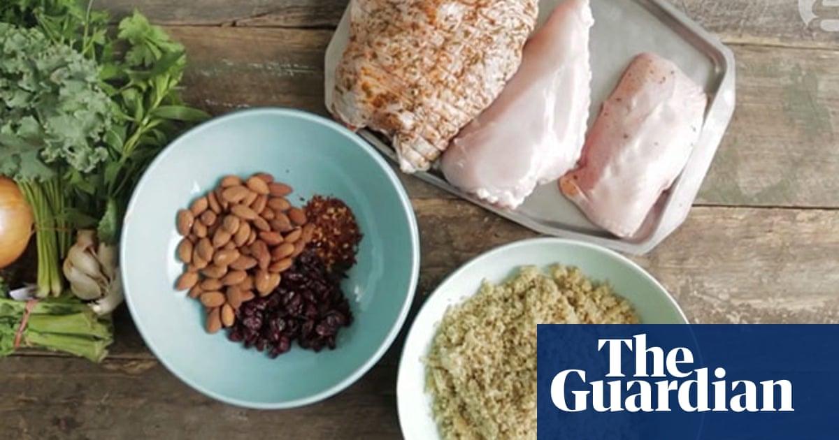 Bondi Harvest: how to make turducken, with a twist - video ...