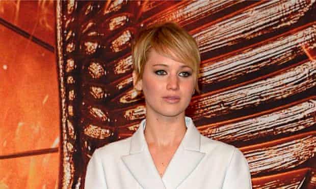 Jennifer Lawrence at Catching Fire premiere in Berlin