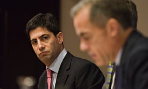 Kevin Warsh and Mark Carney