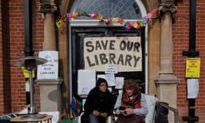 The 2011 campaign to save Kensal Rise library from closure.