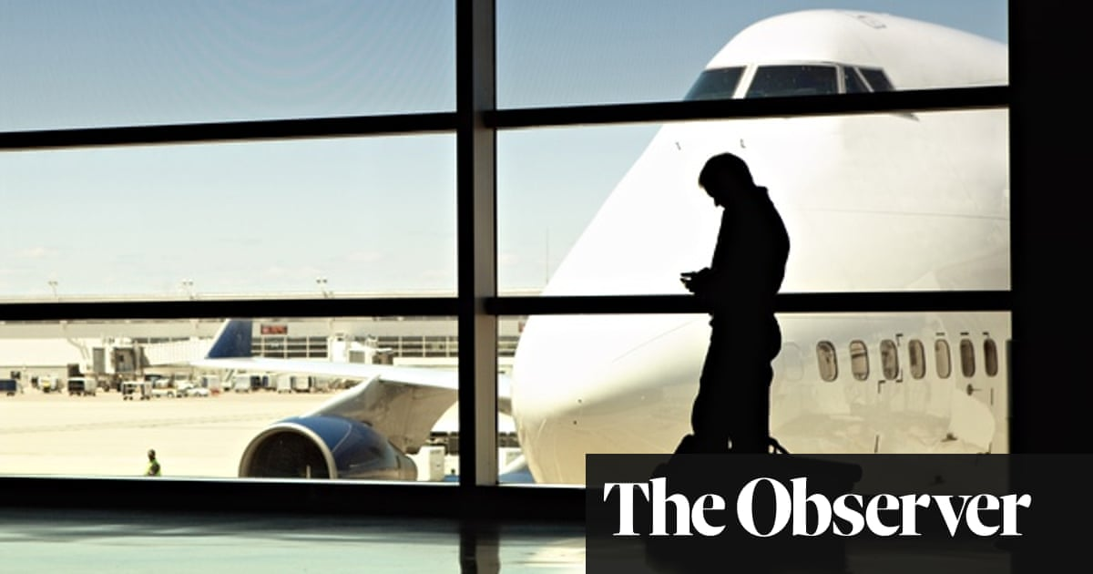 Fear of flying: the spectre that haunts modern life | World