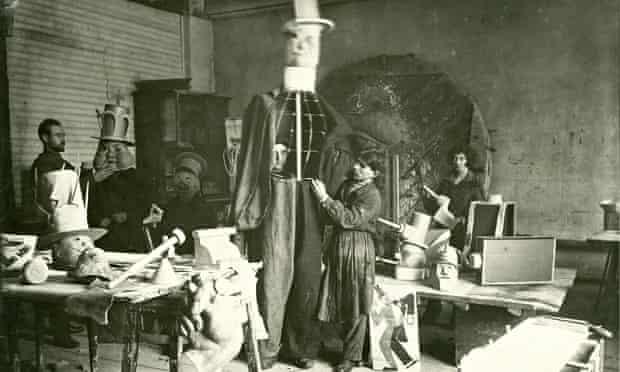 The Bolt, costume workshop, 1931
