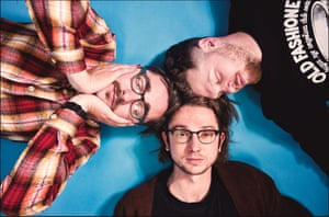 """Alt-J, featuring Gus Unger-Hamilton, Joe Newman and Thom Green - were photographed by Sarah Lee for an <a href=""""http://www.theguardian.com/music/2014/jul/05/alt-j-mercury-prize-this-is-all-yours"""">interview</a> in July ahead of the release of a highly-anticipated single and second album"""