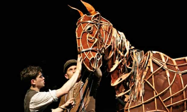 Joey war horse trail