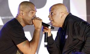 Run DMC: still the kings of hip-hop