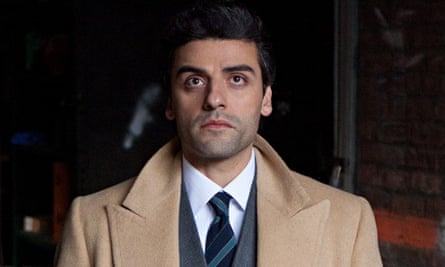 Oscar Isaac as Abel Morales in A Most Violent Year