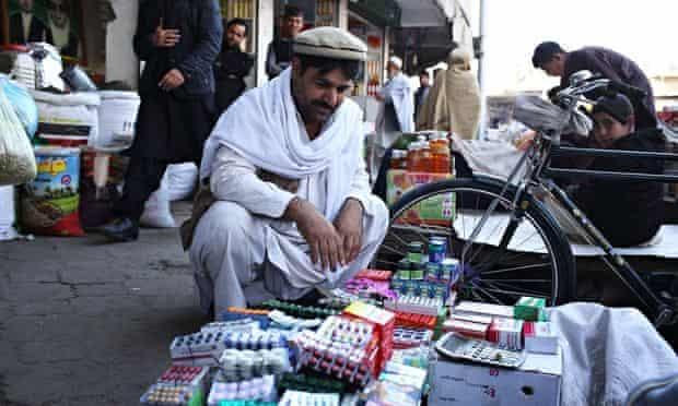 medicines sold in Jalalabad