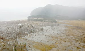 devastation caused by the Boxing Day tsunami to Banda Aceh