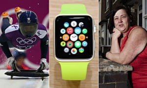 The Sochi Olympics, the Apple Watch and White Dee of Benefits Street.