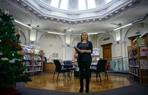 Torridon library