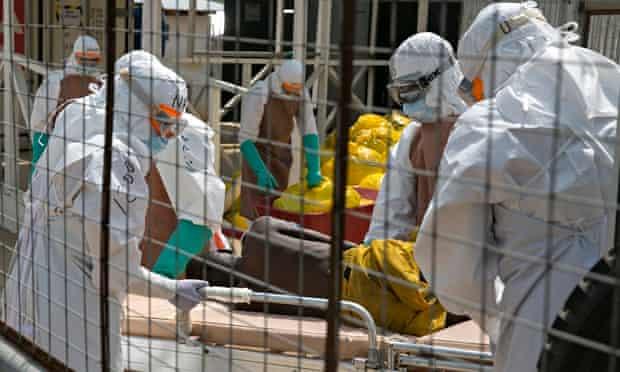 Health workers Ebola Sierra Leone