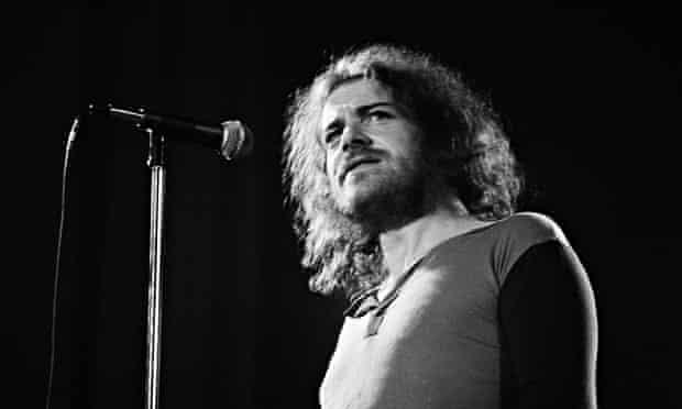 Joe Cocker performing in France in 1972.