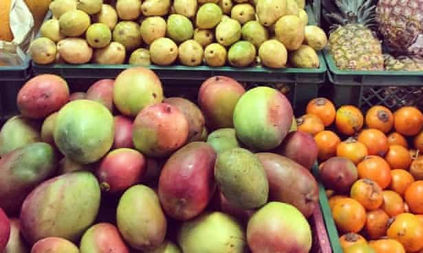 Mangoes are an essential part of an Australian Christmas.