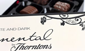 Thorntons Shares Slump After Pre Christmas Profits Warning