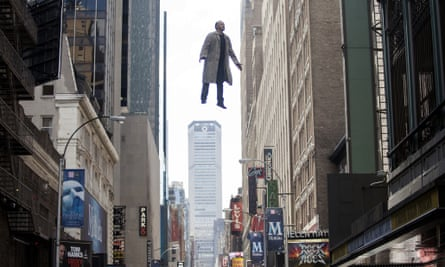 Michael Keaton in Birdman.
