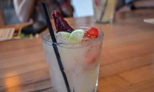 Farmers' Market Cocktails: Santa Barbara