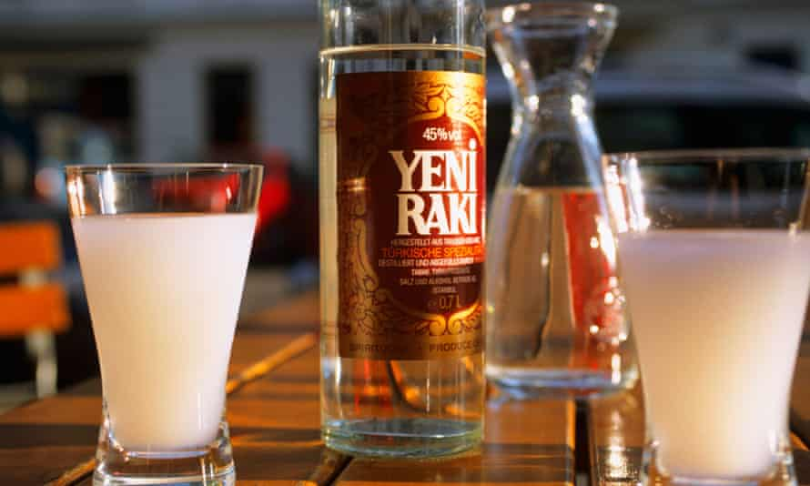 BD4CDA Raki, Turkish brandy flavoured with anise. Image shot 2006. Exact date unknown.AniseBrandyFlavouredRakiTurkishAniseBrandyEuropeFlavouredFoodanddrinkIngredientIngredientsRakiSouthEuropeSouthernEuropeTurkeyTurkishAlcoholAlcoholicAniseAniseedBeverageBottleCondimentCookingCuisineDrinkFoodGlassGlassyHolidayInternationalLiquorNooneNobodyPimpinellaanisumRakiSchnappsSeasoningSpecialtiesSpecialtySpiceSpiritTurkeyTurkishVitreous