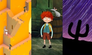 Monument Valley, Jack and the Beanstalk and Pixelmator were among the best apps of 2014.