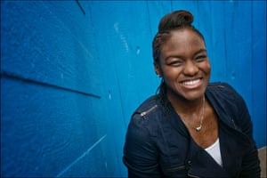 Nicola Adams, Olympic and Commonwealth Games gold medal-winning boxer photographed by Sarah Lee