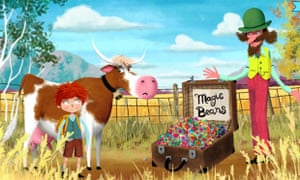 Jack and the Beanstalk for iOS.