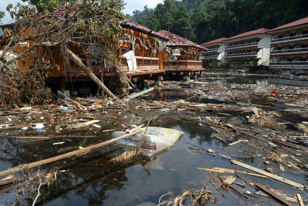 Dissertation about tsunami in thailand affecting tourism in phuket