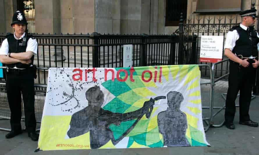 Art not oil
