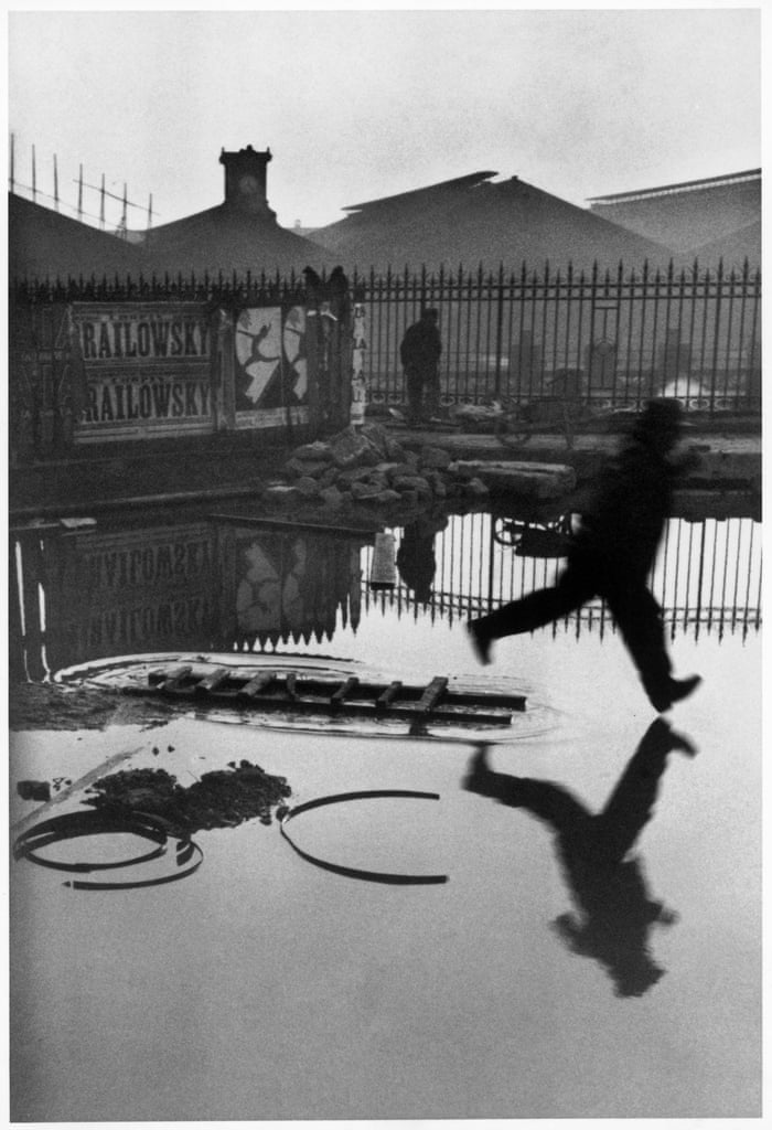 Cartier Bresson's classic is back – but his Decisive Moment