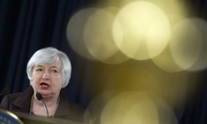Federal Reserve chair Janet Yellen. Photo: AP/Cliff Owen