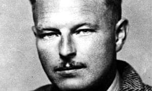 Malcolm Lowry: the draft of Under the Volcano was nearly lost in a fire at his shack in British Colu
