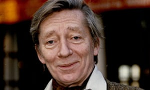 Jeremy Lloyd in 1990.