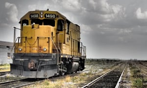 Locomotives are seen all over Canada transporting freight and passengers.