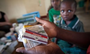 malaria drugs in tanzania