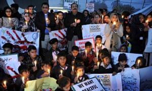 Aftermath of Peshawar school massacre