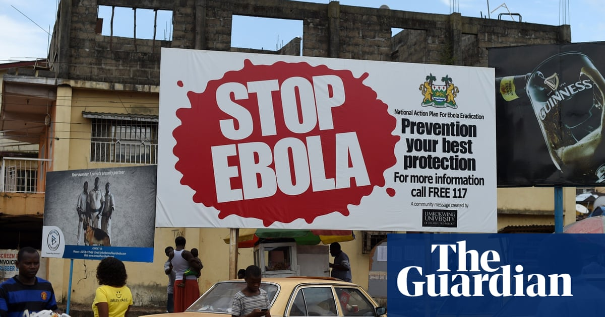 Automated voicemail service hopes to help stem Ebola | Mark Anderson