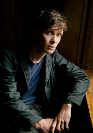Actor Cillian Murphy photographed by Linda Nylind
