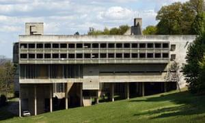Corbusier's Monastery of la Tourette