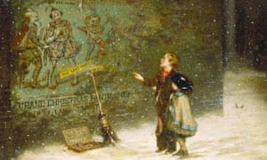 Augustus Edwin Mulready's Remembering Joys That Have Passed Away