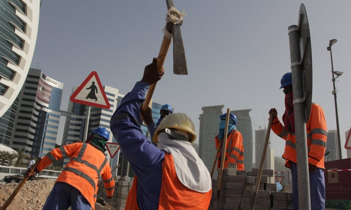 Death toll among Qatar's 2022 World Cup workers revealed | Global
