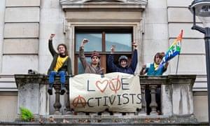 Love Activists Charing Cross Road