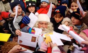 Santa Claus in Germany