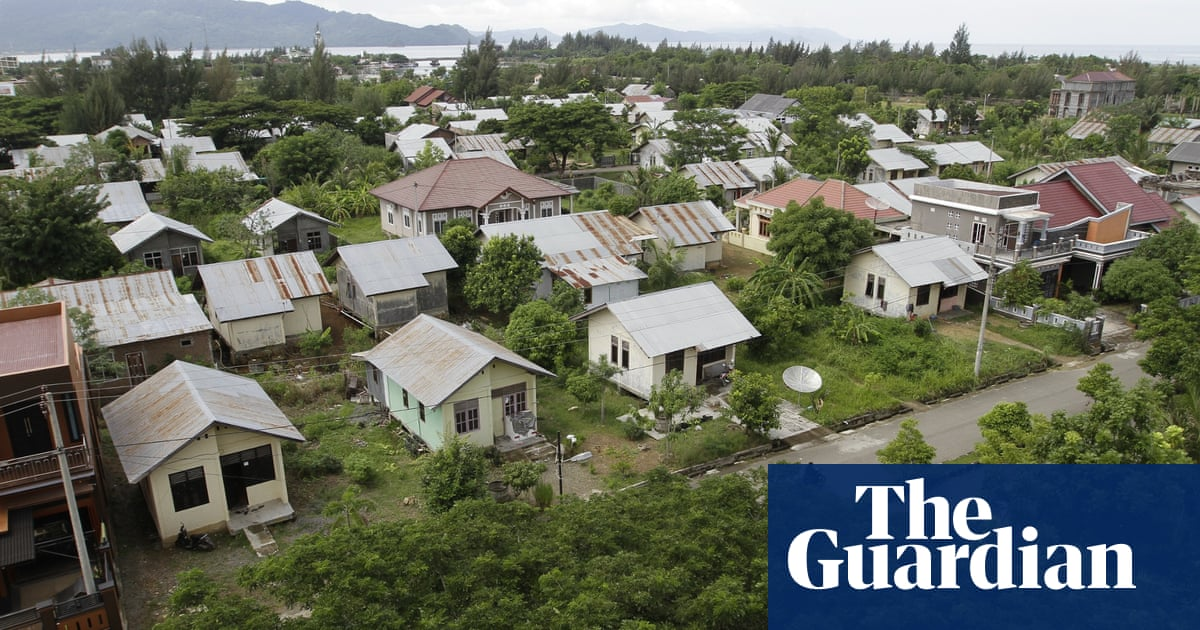 Boxing Day Tsunami Asbestos Used In Rebuilding Effort Funded By Ausaid Australia News The Guardian