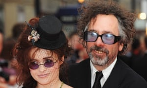 Helena Bonham Carter and Tim Burton have ended their relationship after 13 years.