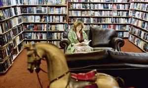 Walkers bookshop in Stamford